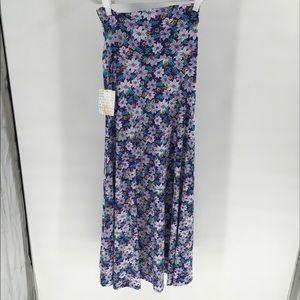 NWT LuLaRoe Maxi Skirt XS